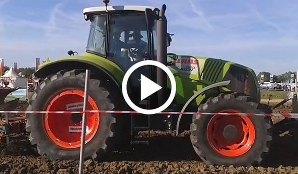 Test conduite : pneu agricole technologique VT-TRACTOR Bridgestone