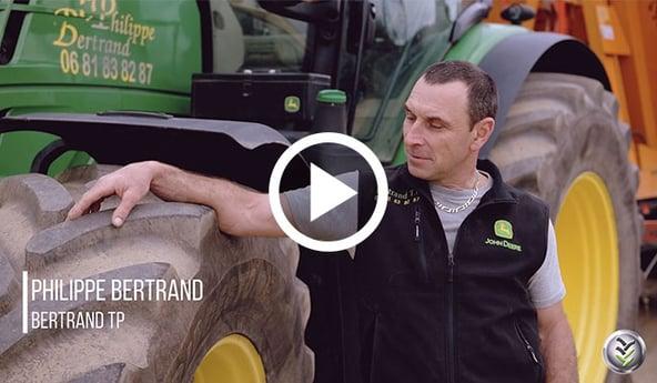 VX-Tractor - témoignage de Bertrand TP